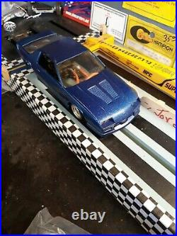 1/24 Drag Car S/steel Frame All Car Are Track Ready. Used
