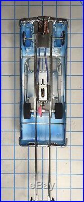 1/24 scale drag slot cars Parma JK Pro Track WRP