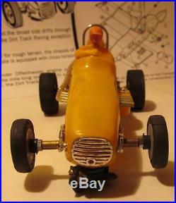 1966 Strombecker 1/24 Dirt Track Racer #8516