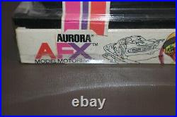 1972 Aurora AFX A/FX Ferrari HO Slot Car & Track Factory Sealed Cube 1751 Red