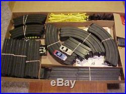 1983 Tyco 440 Slot Car California GT Race Set with EXTRA Track