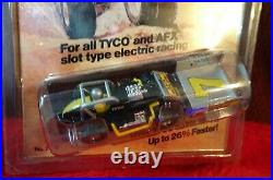 1989 Tyco Racin' Off-Road SPRINT / DIRT-TRACK car Racin' Outlaws. In Package