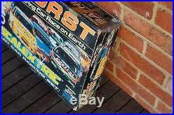 1995 Bathurst Scalextric Slot Car Track INCLUDES ORIGINAL CARS