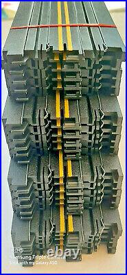 (20) 15 inch = 25 Feet New Legends Auto World Straight Tracks Fits Tomy HO AFX