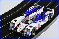 AFX 22004 24 Hour Champions MegaG+ Racing Set 12 Diferent Track 164 HO Slot Car
