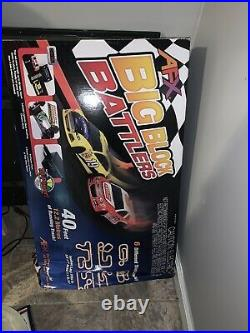 AFX Big Block Battlers 40 Race Track no cars. Only used once