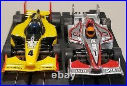 AFX Giant Raceway Ho Slot Car Track