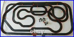 AFX Tomy 71' Mega Giant Raceway Track Slot Car Set, 4' x 8' 100% Ready To RUN