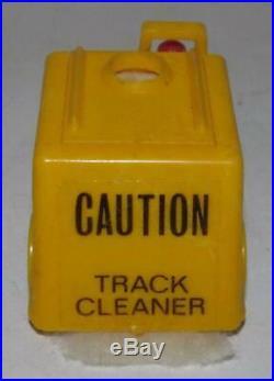 AJ's Oscar the Track Cleaner Yard Goat Dark Yellow Slot Car Truck Twinn-K