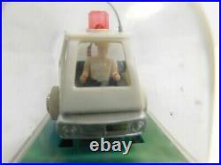 AJ's # TK 8600 Race Saver HO Slot Car Oscar Speedway Hospital Track Cleaner NOS