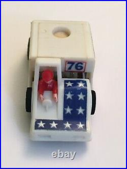 AJ's Twinn-K Race Saver Spirit of'76 OSCAR The Track Cleaner HO Slot Car