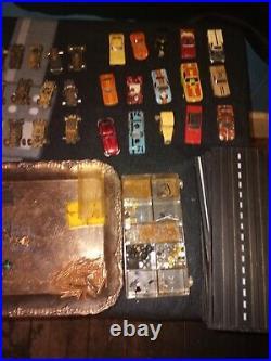 AURORA MoDEL MoToRING HO SCALE SLOT CAR TRACK LOT Parts