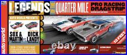 AUTO WORLD Hot Wheels Legends of the Quarter Mile Ronny Sox Vs Dick Landy SRS332