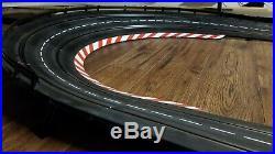 Carrera Digital 132 TRACK SET BANKED CURVES + 3x WIRELESS + EXTRAS + RARE