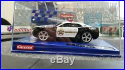 Carrera Digital Slot Car Track, 13' X 6.5' Lots of Extras 80/20 Table on Wheels