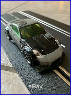 Carrera Evolution Fast and the Furious 1/32 scale RARE plus EXTRA TRACK