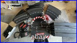Carrera Exclusiv / Evolution Tracks Lot for 1/24 1/32 Slot Cars. Used