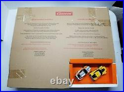 Carrera GO! GT Competition 143 Scale Electric Powered Slot Car Race Track Set
