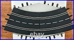 Carrera NEW 2/30 Bank Curve 2 complete sets-1/32 Slot Car Track FREE Shipping