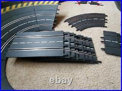 Carrera slot car track 1/24
