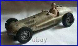 Classic Pre Scalextric 132 Track Airfix MRRC Mercedes Benz Slot Car