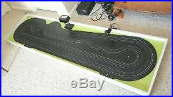 Custom h. O. Scale Slot Car Track Setup
