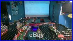 Dream NSR wooden slot car track 1/32-1/24 Scalextric Ninco Carrera Scaleauto