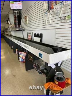 Ed Tunkel Pro Built 1/8 To 1/4 Mile Commercial Dragstrip 1/24 Slot Car Track