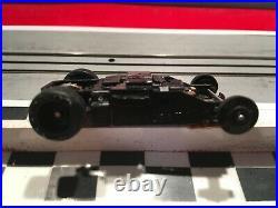 HO SLOT CAR CRAZY FAST 52.8 MPH. 29 ET Track tested BSRT G3 Drag Chassis