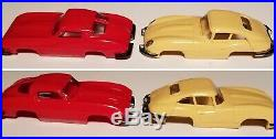 HO Slot Car. Aurora. Model Motoring. Tjet. Track #1302. Complete. Good Condition
