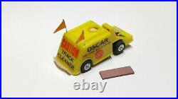 HTF Vintage AJ's Oscar The Track Cleaner Free Shipping
