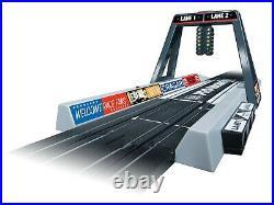 Ho Auto World Snake V. S. Mongoose Drag Strip Slot Car Track Set Nib