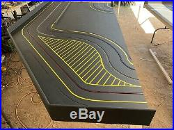 Indy Roadcourse slot car track