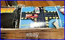MARCHON MR-1 Electric Road Racing National Speedway Slot Car Track Set Vtg NOS