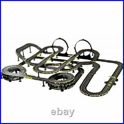 MOTION 143 Remote Control Track Slot Loops Turns Race Car Toy 2800CM 28M Long