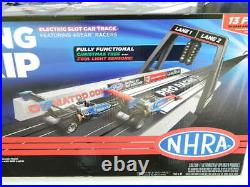 Matco Tools Pro Racing Dragstrip NV567 13ft slot car track electric NHRA