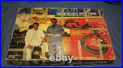 Miami Vice Speed City Chase Slot Car Track