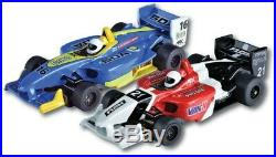 NEW AFX Giant Raceway 62.5' HO Slot Car Track Set withTri-Power Pack FREE SHIPPING