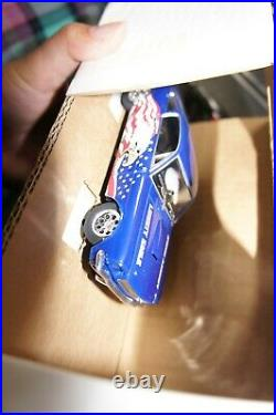 NEW Carrera Evolution Slot Car Tracks and Cars THE AMERICAN WAY SUPER RARE