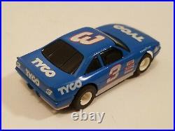 NOS Vintage Tyco HO Days of Thunder Race Track Slot Car #3 Dale Earnhardt Promo
