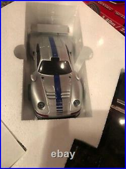 Ninco Slot Car Track Xtreme Rivals New In Box Sealed W Cars With Snow Curve New