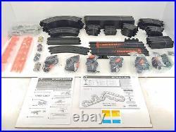 Open AFX Super International 4-Lane Mega G+ HO Slot Car Track Set withTri-Power