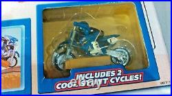 Rare 2000 Hot Wheels Jeremy Mcgrath Electric Racing X-treme Motocross Brand New