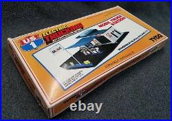 Rare! Tyco US1 Electric Trucking Mobile Gas Station slot car Track accessory