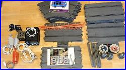 Revell 1964 Slot Car Track with Power Transformers Controllers Car & More