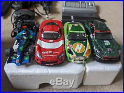 SCALEXTRIC TRACK SPORT DIGITAL BUNDLE Includes 4 working cars