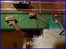 Scalextric 132 analog Slot Car Track Ninja set