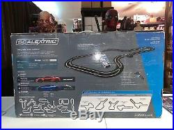 Scalextric C1358, ARC AIR Track Day Set JAGUAR C-X75 VS McLAREN P1 COMPLETE NEW