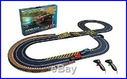 Scalextric C1405 American Police Chase 1/32 Slot Car / Track Set