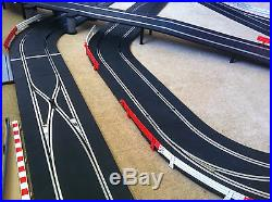 Scalextric Digital Advanced Layout with Pit Lane & Game & 4 Digital Cars Set